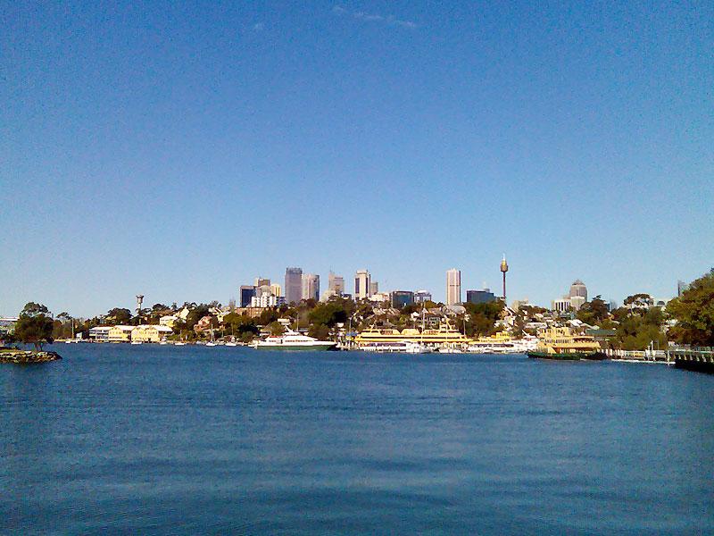 シドニー タワー