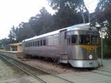 ジグザグ列車